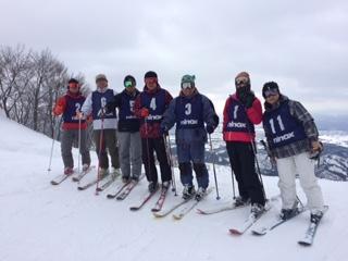 学校スキー指導者講習会